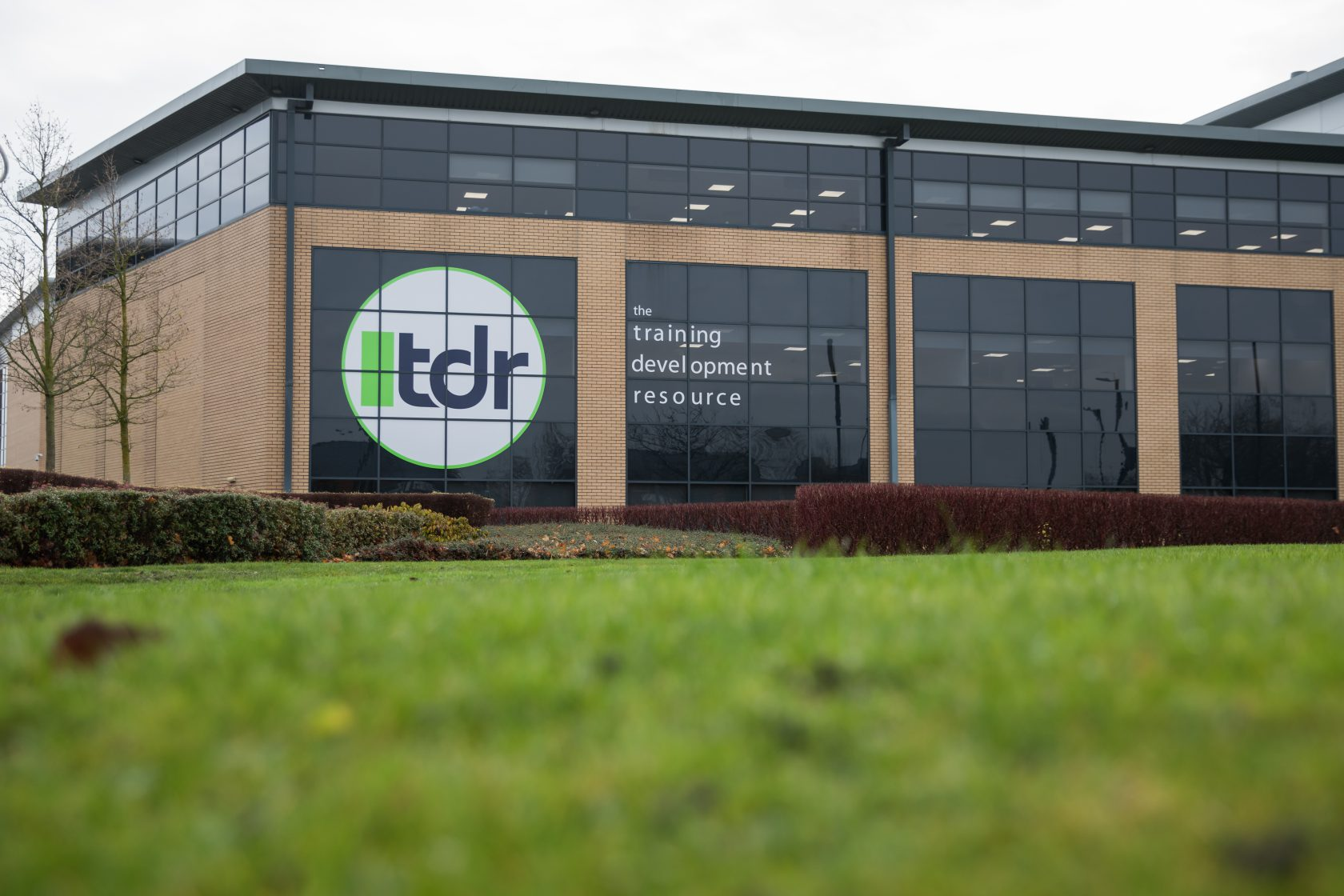 TDR Training Ltd